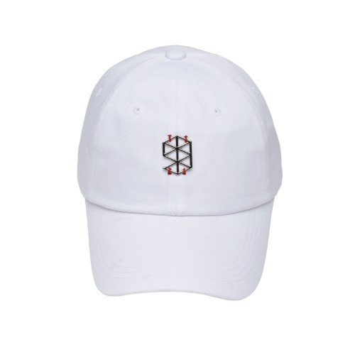 [PLAN9NINE] LOGO PLATE BALL CAP