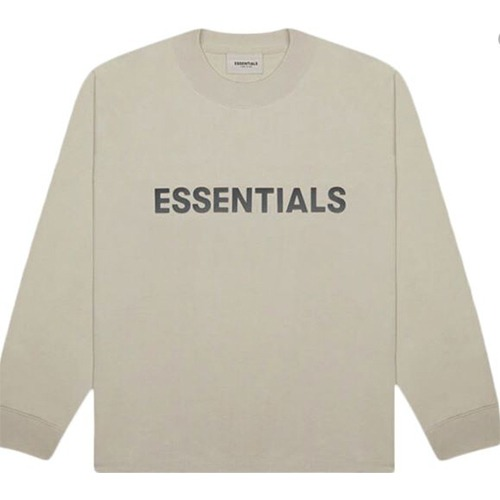 [FOG ESSENTIAL] ESSENTIALS 3D Sillicon Long sleeve