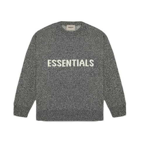 ESSENTIALS KNIT SWEATER