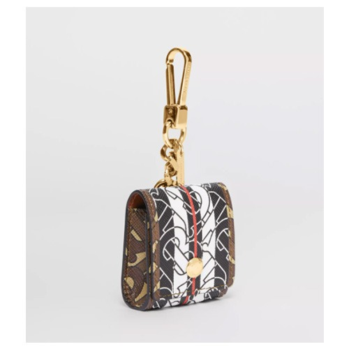 [BURBERRY] MONOGRAM AIRPOD CASE
