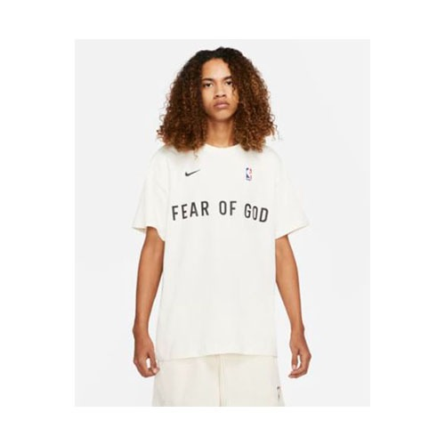 FEAR OF GOD X NIKE NBA WARM UP TEE